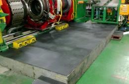 Industrial raised medallion mat 5